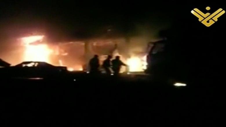 انفجار بمدينة الهرمل اللبنانية