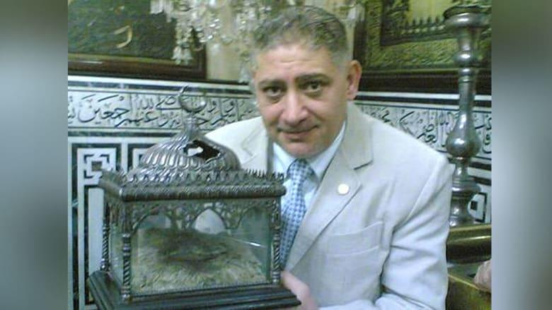 صور لآثار النبي محمد