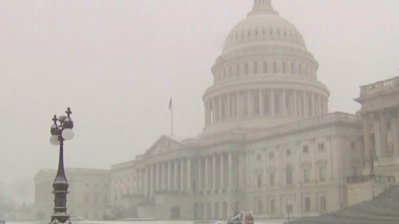 أمريكا.. عاصفة شتوية لم تشهدها منذ 20 عاماً