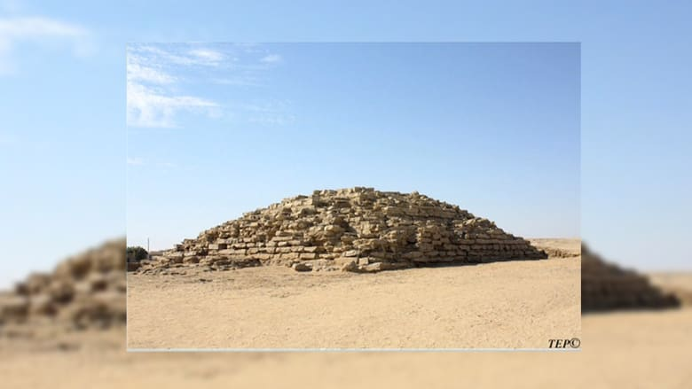 هل تم اكتشاف أقدم الأهرامات في مصر؟