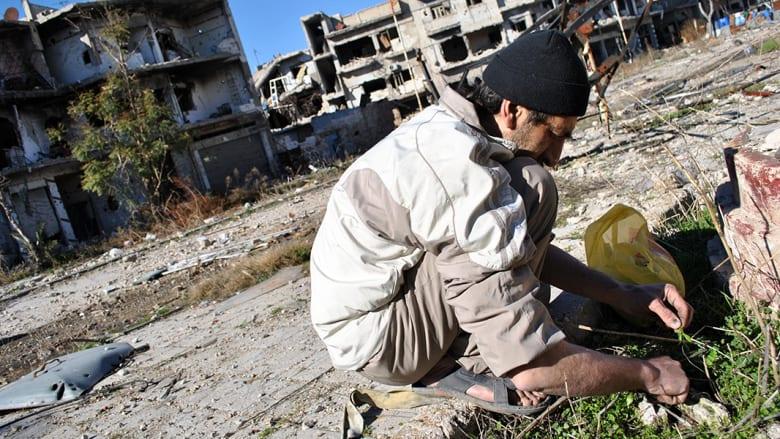 وصول المساعدات إلى حمص يتعثّر