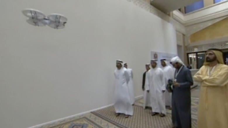 دبي.. طائرات بدون طيار لتوصيل الوثائق الحكومية