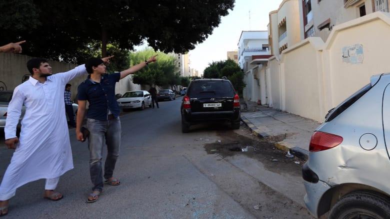 """فيديو يكشف العملية الأمريكية الخاطفة لاعتقال """"أبو أنس الليبي"""""""
