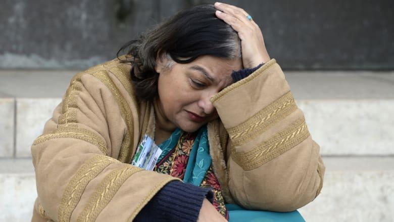جنيف 2: المعارضة تطلب وقف البراميل ووالدة عباس خان تطارد وفد الأسد