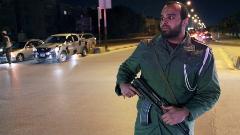 ليبيا: تعرض مقر تلفزيون العاصمة للهجوم