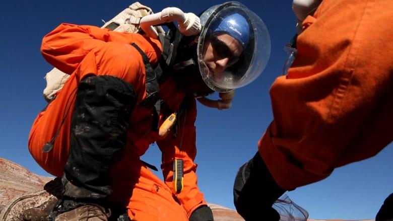 كما لو كنت في المريخ .. تعرف على حياتك التي ستكون قصيرة جدا هناك