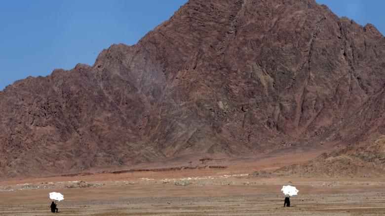 مصر: وفاة 3 سائحين وفقدان رابع وإنقاذ 4 علقوا بجبال سيناء