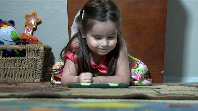 أصغر عباقرة العالم عمرها 3 سنوات
