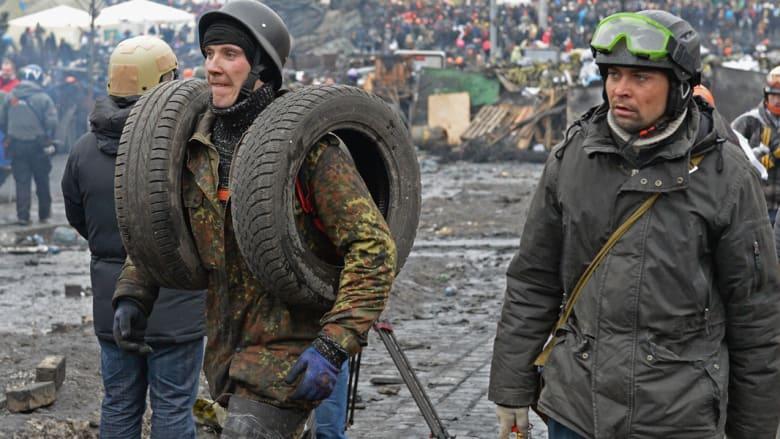 أوكرانيا.. انهيار هدنة قصيرة.. وعشرات القتلى بشوارع كييف