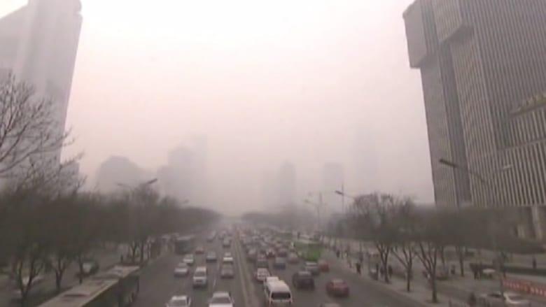 الصين.. تلوث خطير يحبس سكان العاصمة