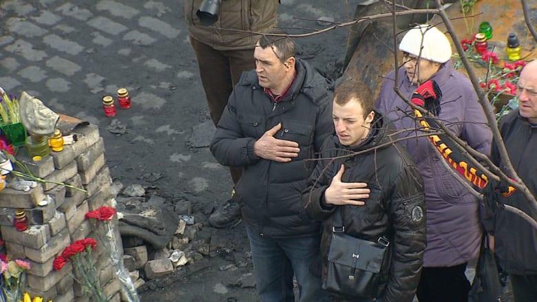 ثورة أوكرانية لم تكتمل بعد