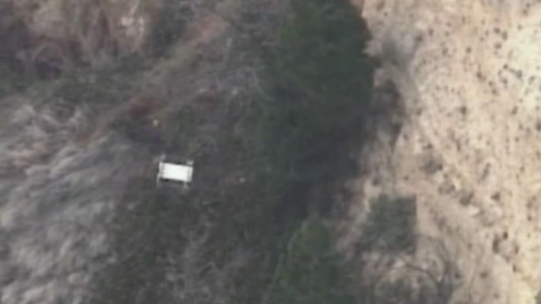 سقط من  ارتفاع 250 قدما.. فماذا حدث له ؟