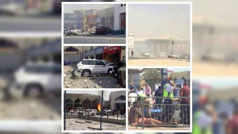 قطر: 12 قتيلا و31 جريحا في انفجار للغاز قرب محطة وقود