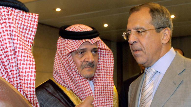 """الخارجية السعودية تندد بمناصرة روسيا لنظام """"طاغية سوريا"""""""