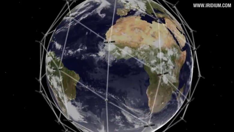 كيف ستصل الانترنت إلى كل أنحاء الأرض انطلاقا من الفضاء؟