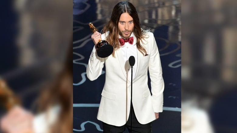 وكانت جائزة الأوسكار هذا العام من نصيب...