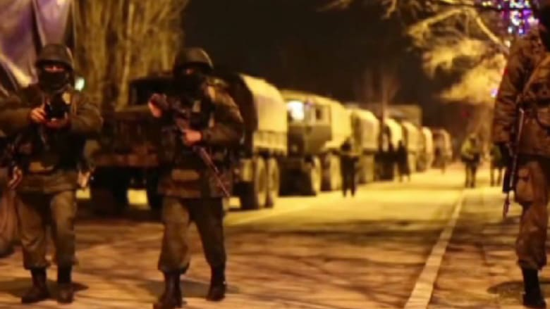 روسيا وأوكرانيا .. الجيشان وجهاً لوجه