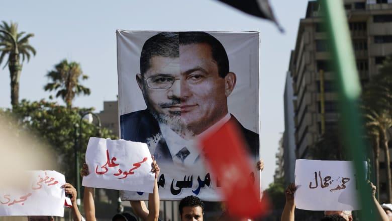 مصر.. مشروع قانون انتخابات الرئاسة لا يمنع ترشح مرسي