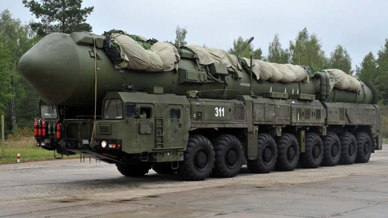 روسيا تختبر صاروخا باليستيا عابرا للقارات