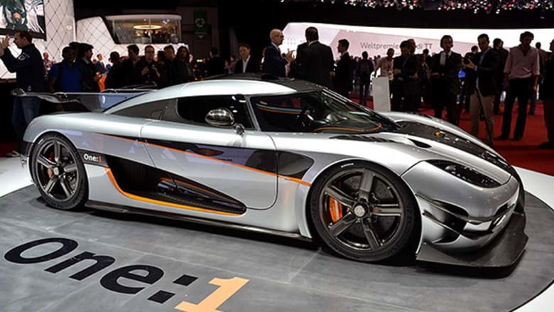 بالصور.. منافسة مصنعي السيارات بمعرض جنيف 2014.. أنت الحكم