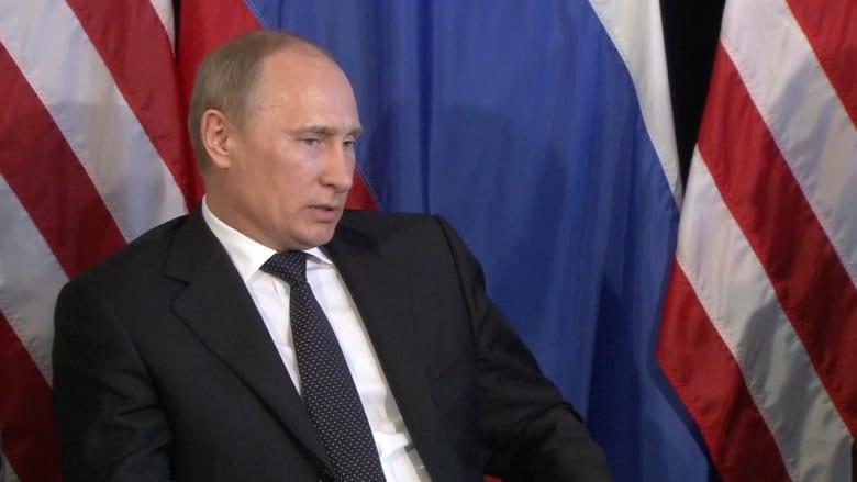"""بوتين """"المنافق"""": مع سيادة الأسد.. ضد سيادة أوكرانيا"""