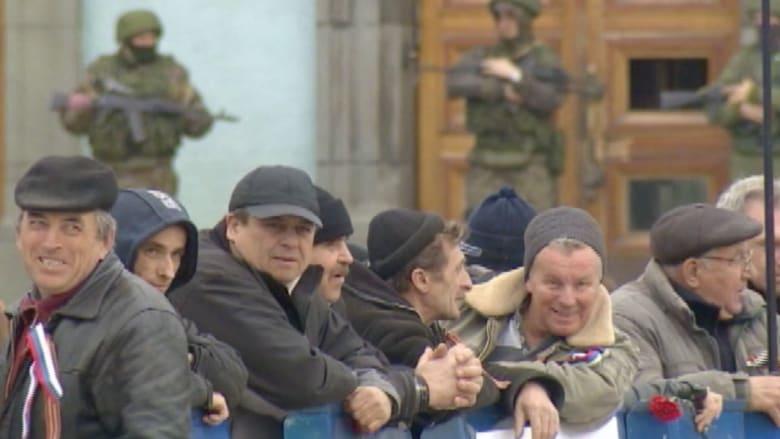 القرم الأوكرانية.. هل هو الهدوء الذي يسبق العاصفة؟