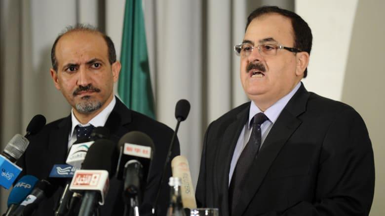 اتفاق لحل أزمة قيادة الجيش الحر واانتقاد دعوة فورد لمحاورة حزب الله