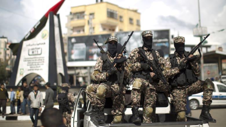 مبادرة مصرية للتهدئة في غزة وجرحى بقصف إسرائيلي جديد