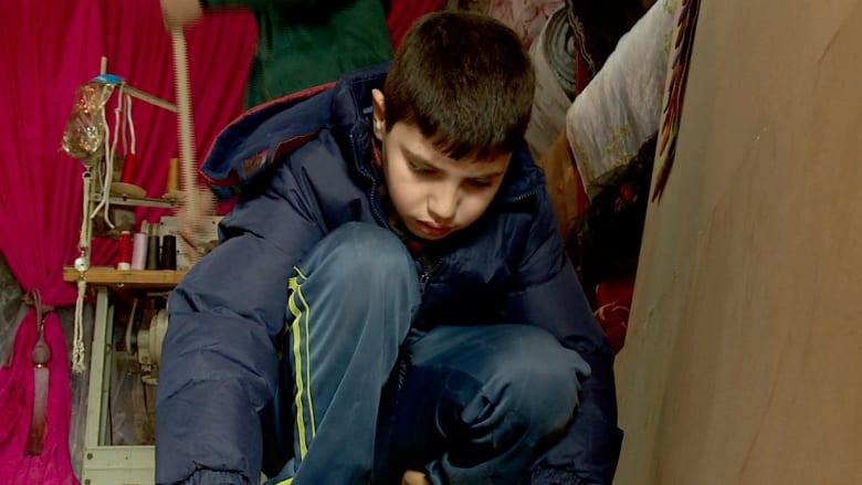 صغار اللاجئين السوريين يخافون من عدم العودة