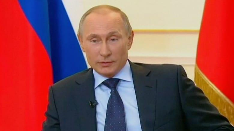 ما الذي يدور بذهن الرئيس الروسي فلاديمير بوتين؟