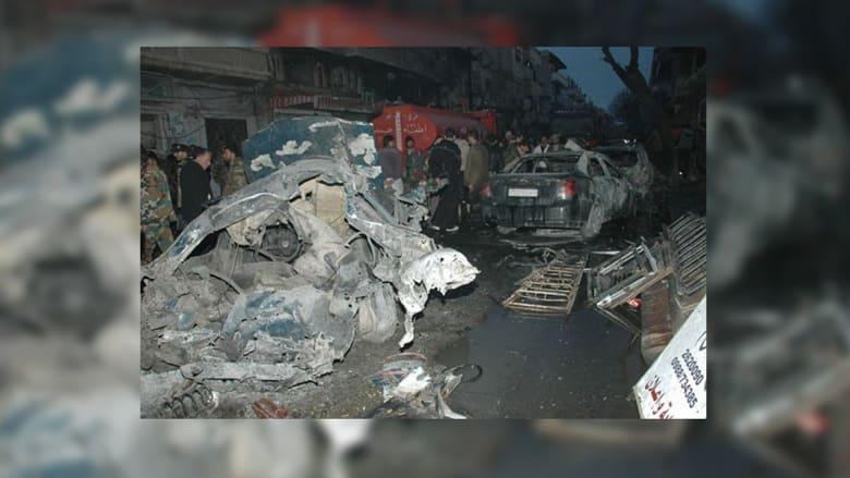 عشرات القتلى والجرحى بموجة تفجيرات في سوريا