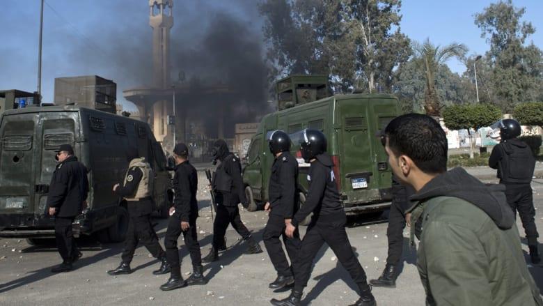 """مصر.. السجن بين عام و10 سنوات لضباط """"مجزرة أبوزعبل"""""""