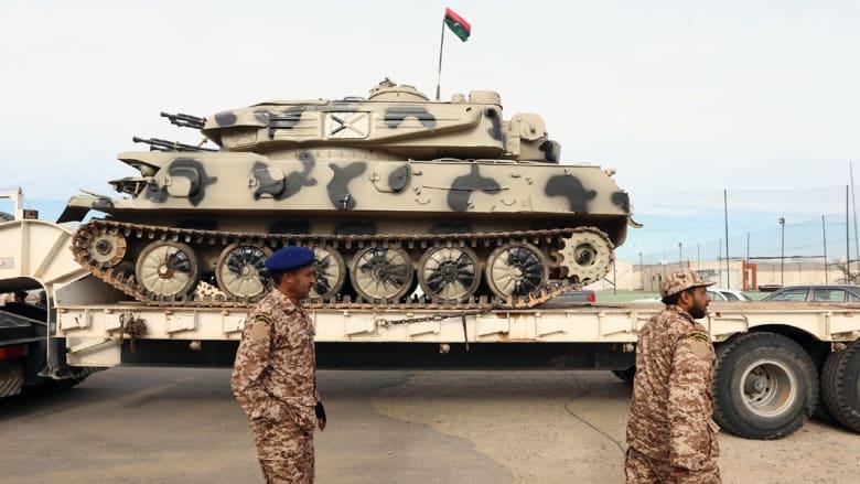 """ليبيا: قوى """"إقليم برقة"""" تندد باعتراض أمريكا لناقلة النفط المخالفة"""