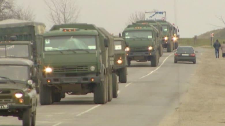 الأزمة الأوكرانية.. واشنطن تهدد وموسكو تتوعد