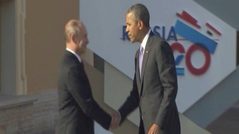 استطلاع لـ CNN .. أوباما يفقد حضوره على المسرح الدولي وكلينتون الأقوى للرئاسة
