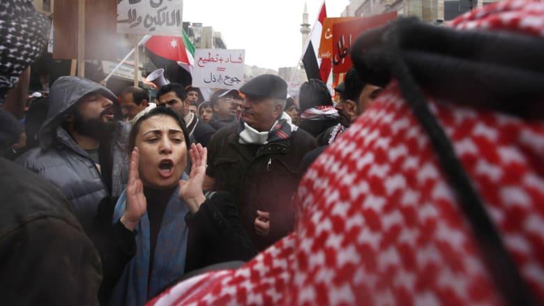 الإخوان المسلمون بالأردن: من المشاركة الى الشراكة !!