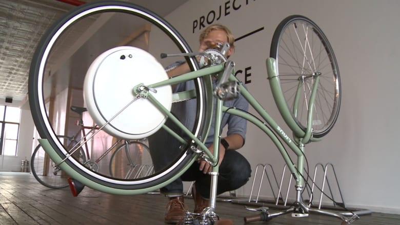 كيف تحول دراجتك الهوائية الى دراجة ذكية؟