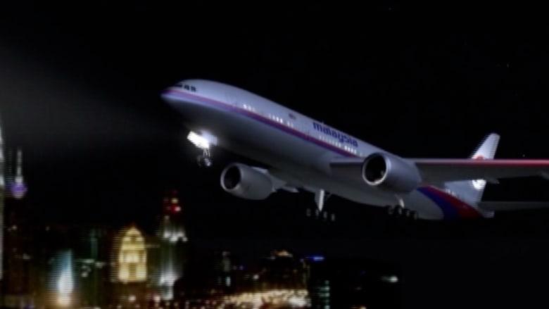 الطائرة الماليزية اختفت فوق المحيط الهندي وجميع ركابها قتلوا