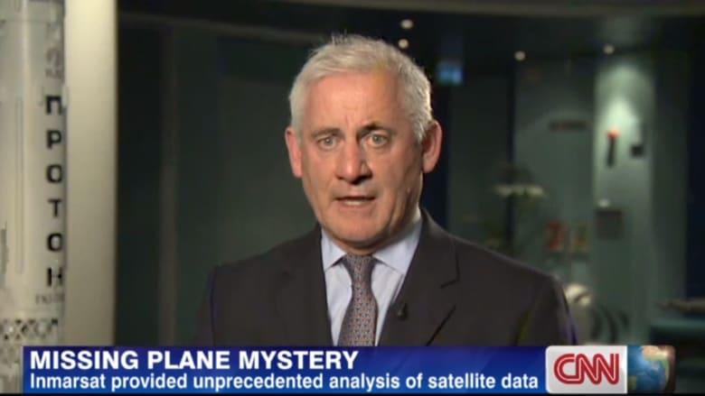 """""""أنمارسات"""" تفسر لـCNN الأدلة التي قادت للجنوب بالبحث عن الطائرة الماليزية"""