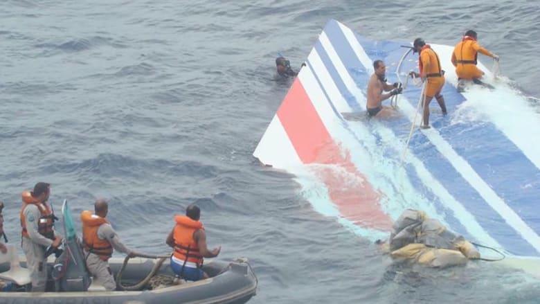 """المحققون يريدون أدلة """"الماليزية"""" قبل تلفها في المحيط"""