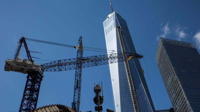 """اعتقال 4 أشخاص نفذوا قفزة """"القاعدة"""" من موقع 11 سبتمبر"""