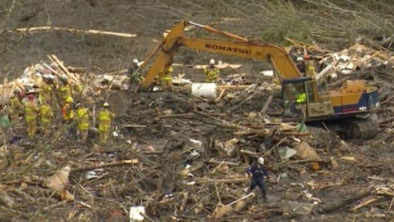 أمريكا.. 16 قتيلاً وعشرات المفقودين جراء انهيارات أرضية في سياتل