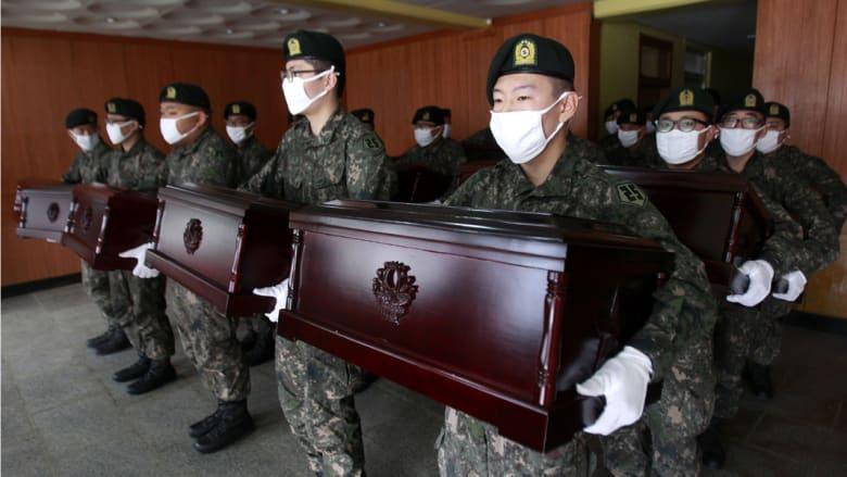 بعد 60 عاما على الحرب الكورية الصين تستعيد رفات جنودها