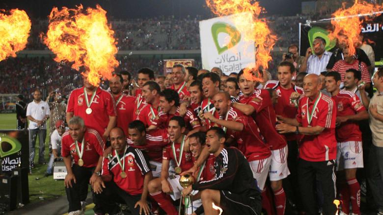 الرئيس الجديد للأهلي المصري يتغيب عن أول مباراة للنادي في عهده