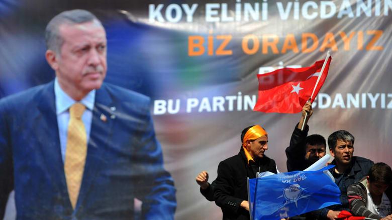انقسام بتركيا مع اقتراب الانتخابات