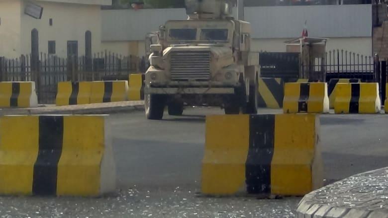 هجوم بسيارة مفخخة على مقر القيادة العسكرية الرابعة في عدن