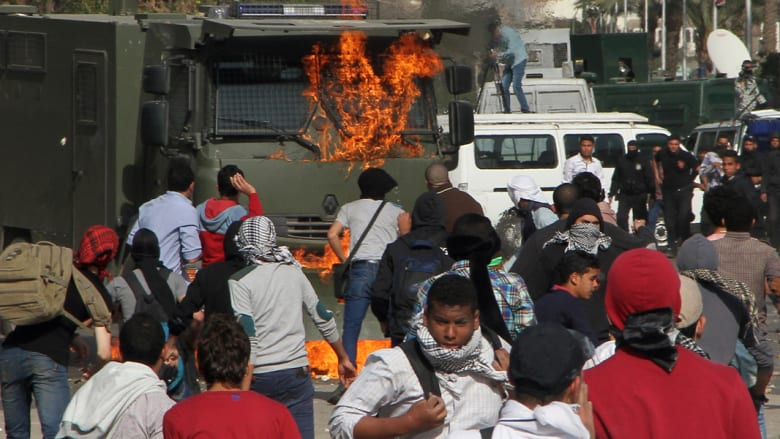 مصر: تطويق مداخل القاهرة ومحافظات تحسباً لمظاهرات الإخوان