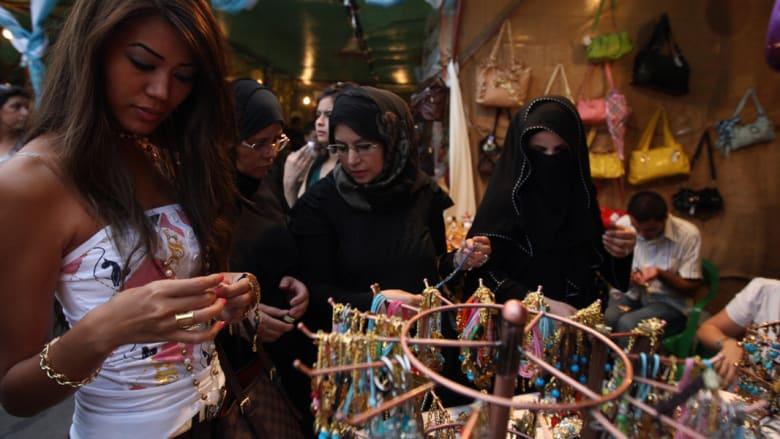 """بيروت..أصالة التسوق """"الشيك"""" بين أوعية القهوة النحاسية والمجوهرات المصنوعة يدويا"""