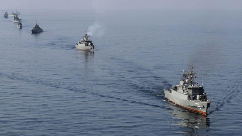 مسؤول أمريكي يشكك بجدية إرسال طهران أسطولها لسواحل بلاده