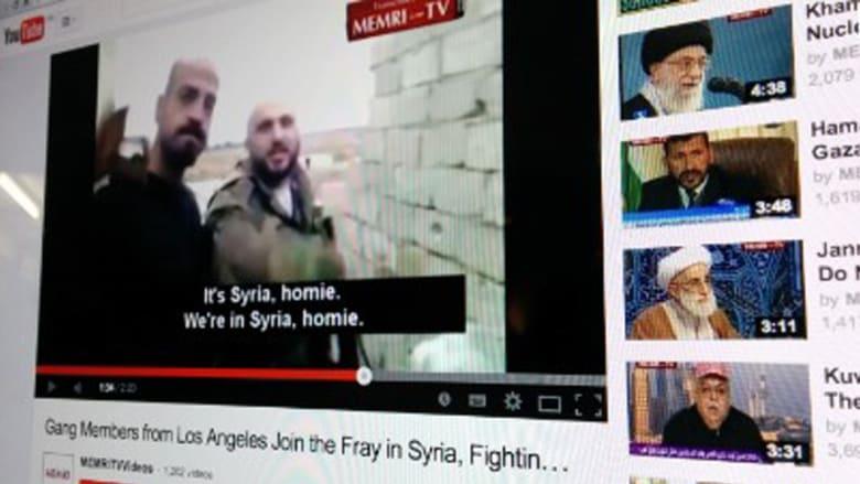 مصدر: رجلا عصابات يقاتلان بجانب الأسد أصولهما سوريا وابعدا من أمريكا